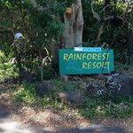 Byron Bay Rainforest Resort resmi
