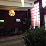 Lobby relaxation area, Sandman Hotel & Suites Winnipeg Airport  |  1750 Sargent Ave, Winnipeg, M