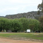 Foto van Halls Gap Lakeside Tourist Park