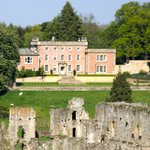 Easby Hall from the west