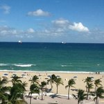 Φωτογραφία: Courtyard by Marriott Fort Lauderdale Beach