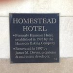 Foto Homestead Beach Hotel