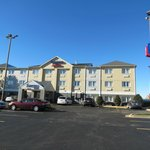 Foto van Fairfield Inn Dubuque
