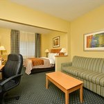 Foto van Billings Comfort Inn