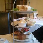 Afternoon tea....one of these each!!!!