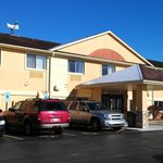 Comfort Inn South, now Quality Inn