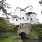Little Hallingbury Mill Foto