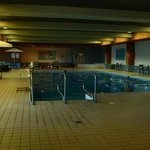 Swimming Pool in the Spa at the Delta Prince Edward, Charlottetown, PEI