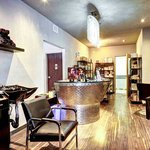 Full Service Salon & Spa - salon area