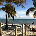 Smathers Beach in Key West