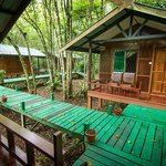 Foto van Nature Lodge Kinabatangan