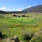 5th green at Keystone Ranch
