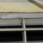 mold and mildew on A/C-heating unit?