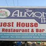 The Almond Tree Guest House resmi