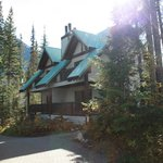 Photo de Emerald Lake Lodge