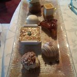A selection of deserts