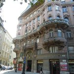 Photo de Golden Stars Budapest Apartments