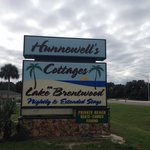 Change name to Hunnewell's Cottages
