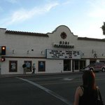 The Ojai movie theater.