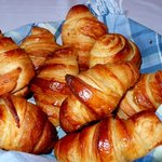 Fresh Homemade Croissants!