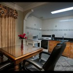Jacuzzi Suite with Full Kitchen