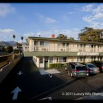 Crystal  Lodge Motel, Ventura California