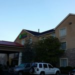 Foto de Holiday Inn Express Alcoa (Knoxville Airport)