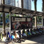 Rent a bike facility in Zhuhai