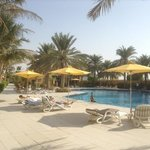 Al Hamra Village Golf Resort resmi