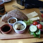 Best ploughmans ive ever had 3rd meal here this week ( November 2013 ) Cant wait to come back