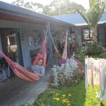 Bilde fra Raglan Backpackers and Waterfront Lodge