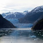 Amazing view of Tracy arm fjord