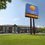 Welcome to the Comfort Inn Chatham!
