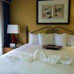 Hampton Inn & Suites Amelia Island-Historic Harbor Front resmi