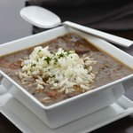 The Grand Steakhouse - Gumbo