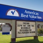 Americas Best Value Inn - San Jose Airport Foto