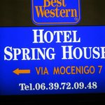 Photo de BEST WESTERN Hotel Spring House