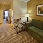 CountryInn&Suites CouncilBluffs Suite