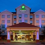 Фотография Holiday Inn Express and Suites Indianapolis East