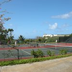 Mixed doubles at Hanalei Bay