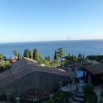 Villa Carlotta - room with a gorgeous view of the Meditterean Sea