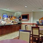 Bilde fra Holiday Inn Express Red Deer