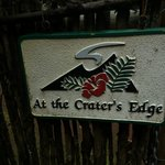 At the Craters Edge resmi