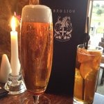 The Red Lion - pre dinner