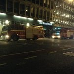 0530 hrs after the drunken false fire alarm fiasco