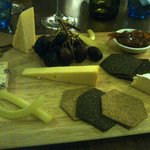 Cheese board - fantastic !