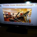 Bild från Thistle Middlesbrough