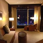 Photo de The Ritz-Carlton Shanghai Pudong