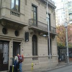 Foto Santiago Backpackers
