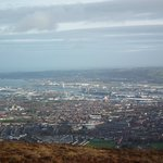 Belfast from Black Mountain